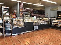 Big Bun Bakery Bribie inside