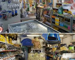 Bribie Bait Tackle and Bikes Inside Shop