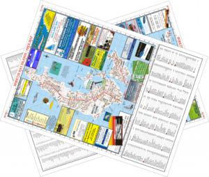 Morton Island Map & Business Directory