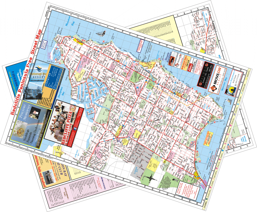 Redcliffe Map & Business Directory