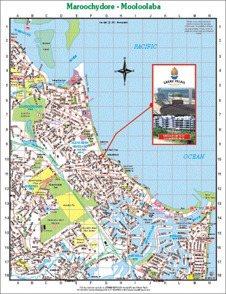 Corporate Compendium Maps
